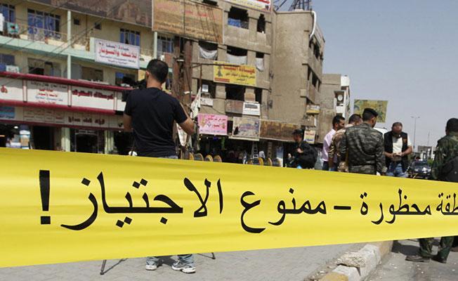 Irak'ta çifte saldırı: Ölü ve yaralılar var