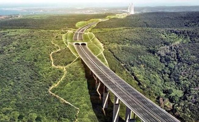 """""""Kuzey Marmara Otoyolu Projesi'yle ormanlar daha da paramparça olacak"""""""