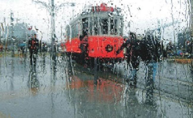 İstanbul'a yağmur ve kar geliyor
