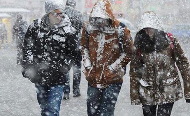 Meteoroloji, yoğun kar yağışına karşı uyardı