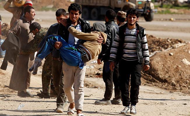 'Musul operasyonunda 4 bine yakın sivil yaşamını yitirdi'