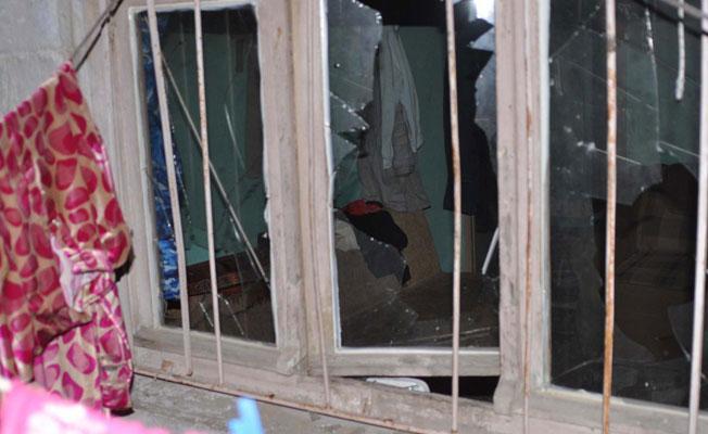 Sarayköy'de Suriyelilere saldırı