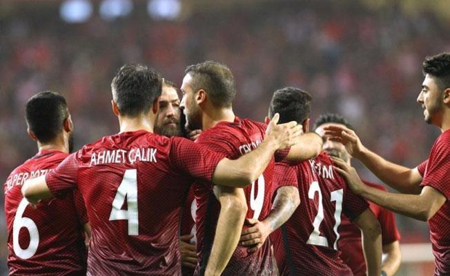 Türkiye, Finlandiya'yı 2-0 yendi