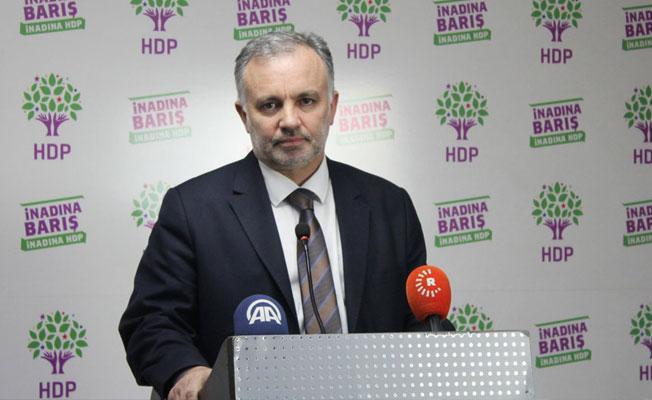 HDP'li Ayhan Bilgen'in kitabı Erdoğan'a gönderildi