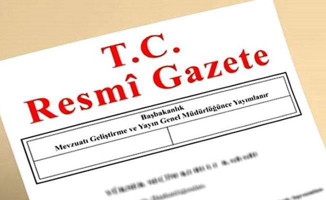 İki yeni KHK Resmi Gazete'de yayınlandı