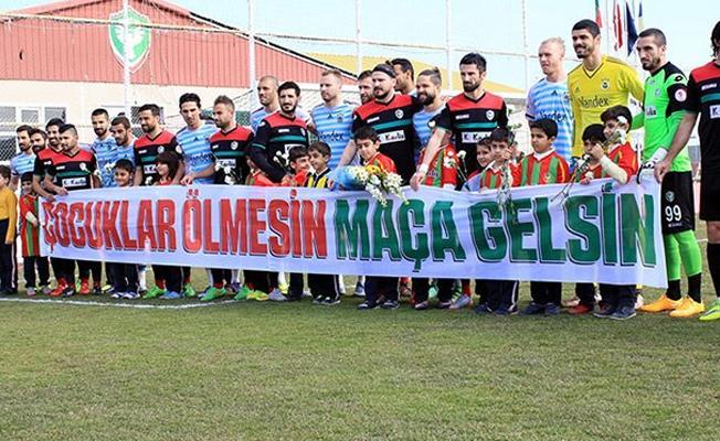 'Amedspor' belgeselinin galası yarın Diyarbakır'da