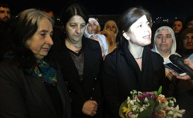 Tahliye olan Aydoğan ve Beştaş: Demokrasi mücadelesi verdik