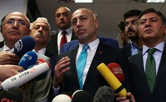 CHP'li Aksünger, YSK Başkanı'yla yaptığı toplantıyı anlattı