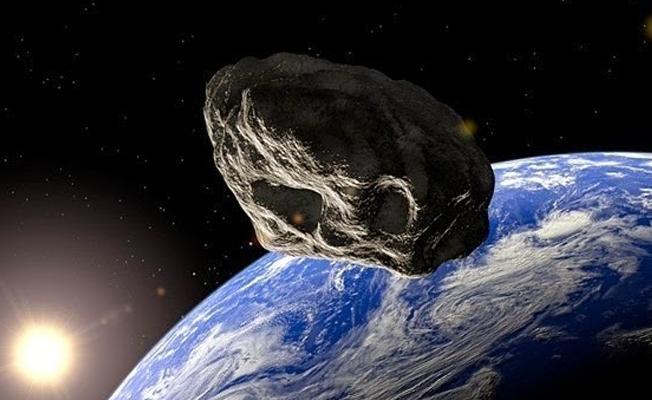 Dev göktaşı 19 Nisan'da dünyayı 'teğet' geçecek
