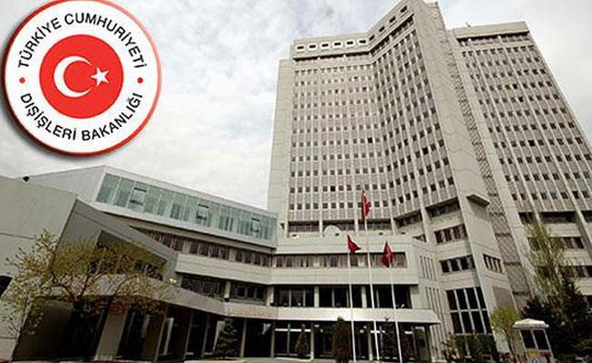Dışişleri Bakanlığı'ndan Çek Cumhuriyeti'nin Ermeni Soykırımı kararına kınama