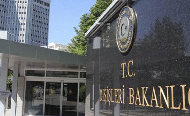Dışişleri'nden AGİT'e tepki: İtham edici ifadeler üzüntüyle karşılanmıştır