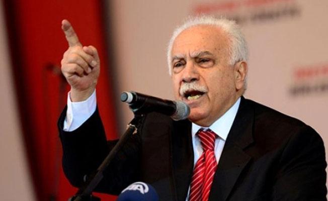 Doğu Perinçek: AKP'nin tek başına iktidarının sonu geldi