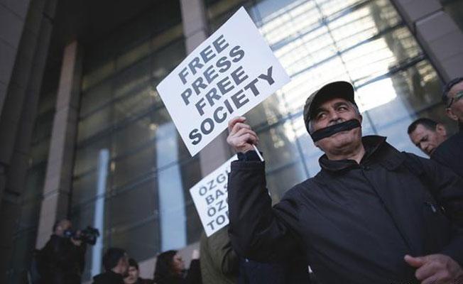 Gazetecilere tehditte Türkiye ilk sırada