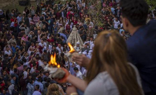 HDP: Ezidi toplumunun kutsal bayramı Çarşema Sor kutlu olsun
