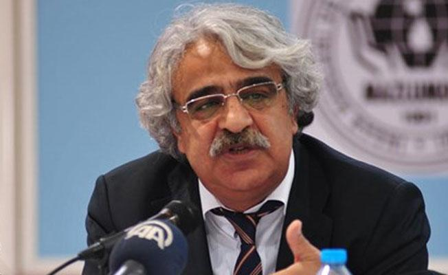 HDP'li Sancar: Tek yol referandumun iptalidir