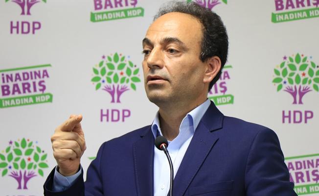 HDP sözcüsü: Sandığa 'hayır' girdi ajanslardan ve YSK'dan 'evet' çıkarıldı