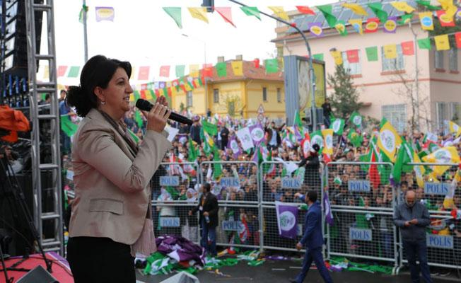 HDP'li Buldan:  Tüm Türkiye kendi geleceğini, özgürlüğünü, yarınını oylayacak