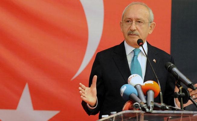 Kılıçdaroğlu'ndan Erdoğan'a: Çipras'a Ege adalarını soramıyor, fırça yiyecek çünkü
