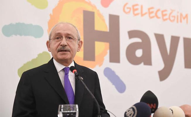 Kılıçdaroğlu: Mecliste olacağız ve yapılan seçim hilesine karşı milletin hakkını savunacağız