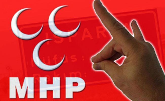 MHP'den istifa: Allah Türkiye'nin yardımcısı olsun