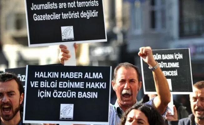 Gazeteciler, 'Hakikate özgürlük' diyerek tutuklu meslektaşları için eylem yapacak