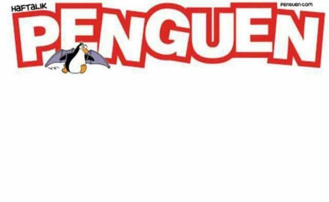 Penguen: Artık karikatürsüz kapaklar da geçerli sayılacak