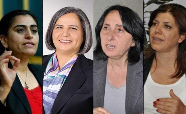 Tuncel, Beştaş, Aydoğan ve Kışanak hakim karşına çıkacak