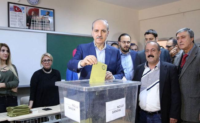 """""""Yarın sabahtan itibaren Türkiye, yeni bir Türkiye olacak"""""""