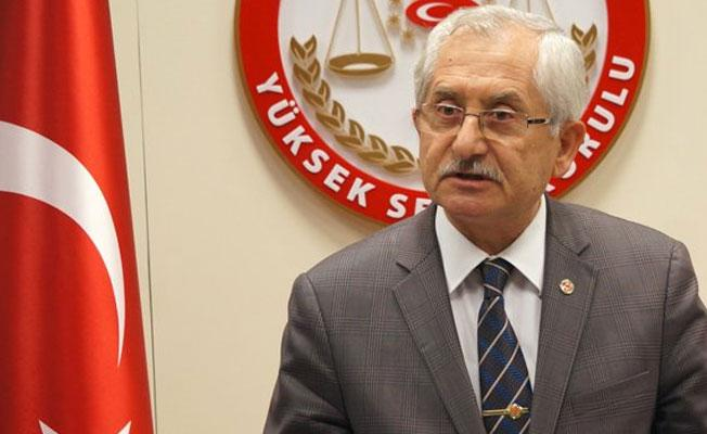 YSK Başkanı Sadi Güven: Olay, mührün unutulmasından ibaret