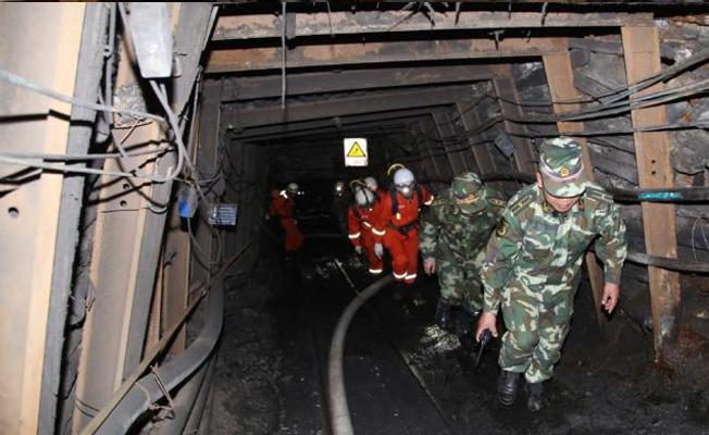 2 işçinin hayatını kaybettiği madenin ortakları gözaltına alındı