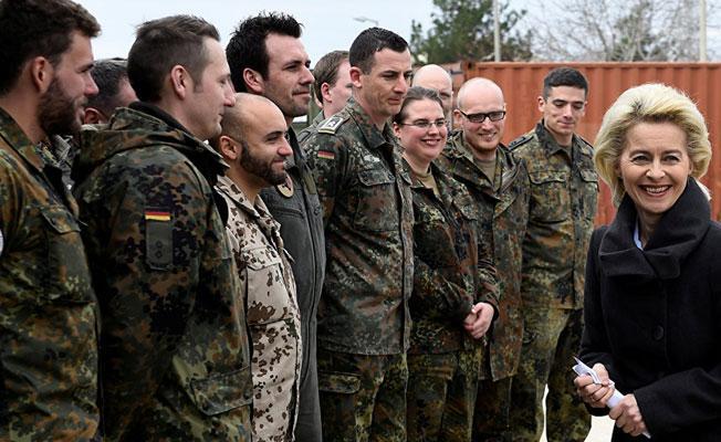 Almanya Dışişleri Bakanı: Türkiye fikrini değiştirmezse askerlerimizi İncirlik'te bırakmayız