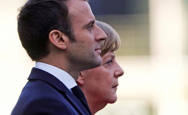 Almanya ve Fransa, AB için yeni bir yol haritasında anlaştı