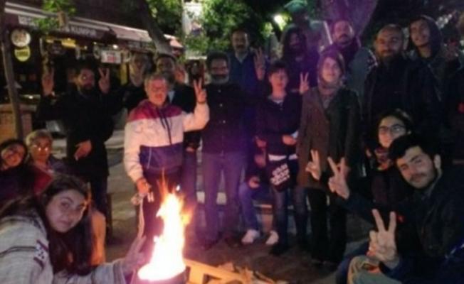 Ankara'da açlık grevine destek verenlere polis saldırdı: 3 gözaltı