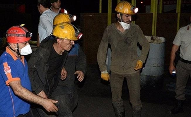 Antalya'da madende mahsur kalan 2 işçi hayatını kaybetti