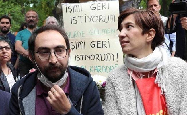 Avrupalı parlamenterlerden Gülmen ve Özakça için Bakan Bozdağ'a mektup