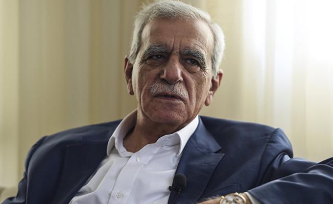 Ahmet Türk: HDP'de kim daha iyi hizmet edecek tartışması var