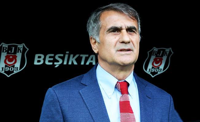 Beşiktaş, Şenol Güneş ile yola devam dedi
