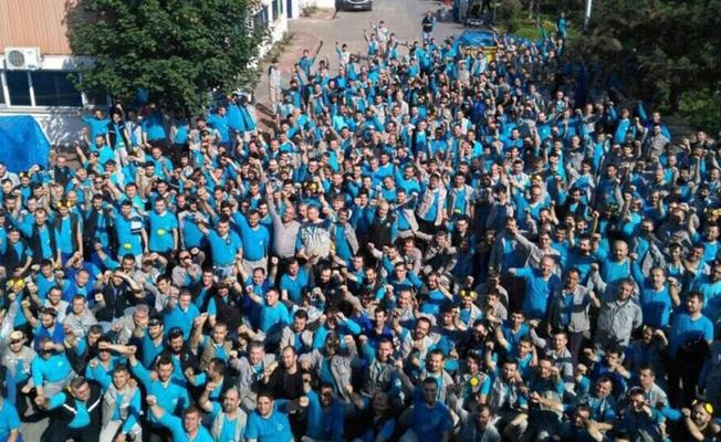 Cam işçilerinden sendikaya çağrı: Eylemlerin dozu artmalı