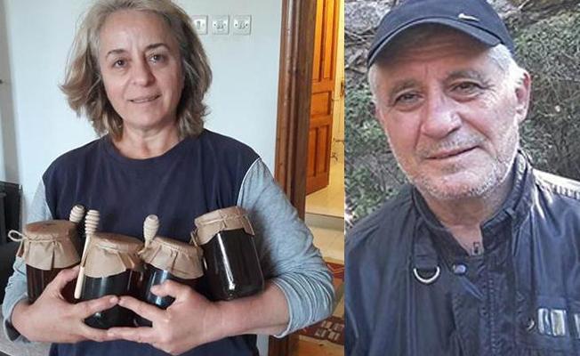 Antalya'da öldürülen çift için Taksim'de eylem: Basit bir gasp olayı değil