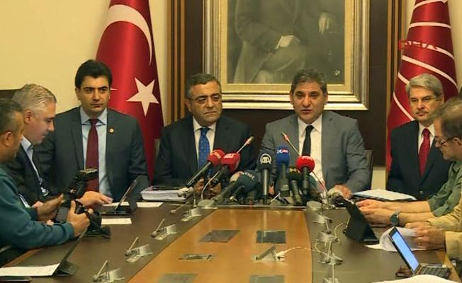 CHP'den darbe komisyonu raporuna eleştiri: Darbenin siyasi ayağı gizleniyor