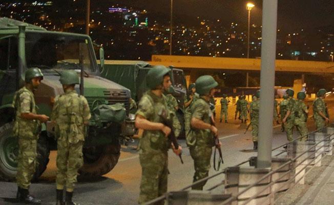 Darbe girişimi davasında Ankara'daki ilk karar açıklandı