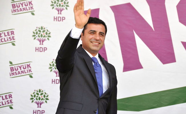 11 Milletvekili tutuklu olan HDP, CHP'nin yürüyüşüne destek verecek mi?