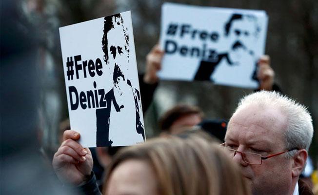 Almanya'nın Ankara Büyükelçisi, Deniz Yücel'i ziyaret edecek