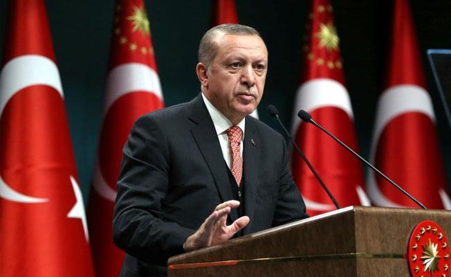 Erdoğan'dan ABD'ye 'koruma' tepkisi: Bu nasıl hukuk?