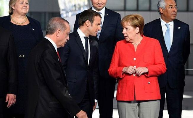 Erdoğan: Kafayı Deniz Yücel'e takmışlar