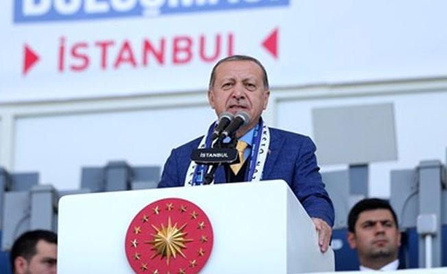 Erdoğan: Talimat verdim, arena isimlerini stadyumlardan kaldıracağız