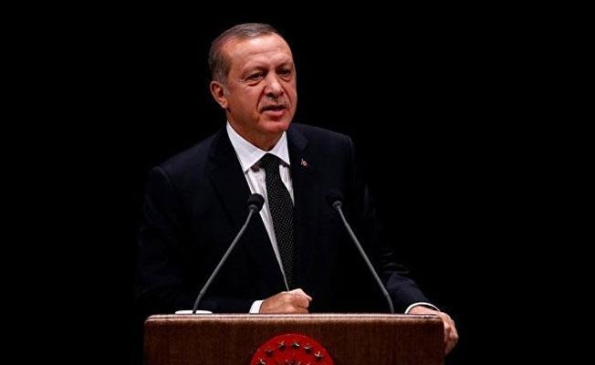 Erdoğan: Nazi benzetmesinin arkasındayım