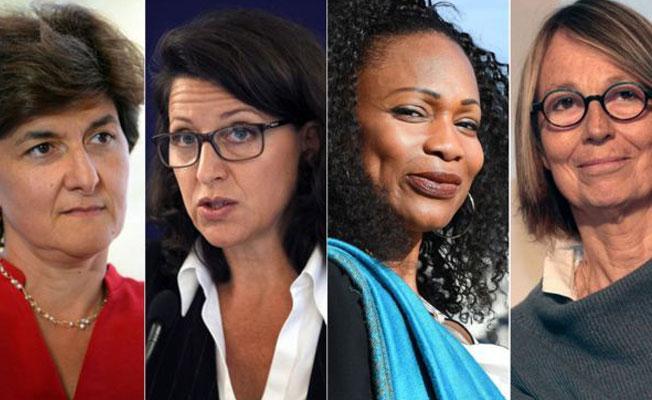 Fransa Cumhurbaşkanı Macron'un kabinesinin yarısı kadınlardan oluşuyor