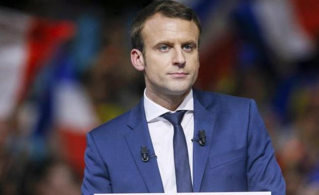 Macron ikinci turda da zafer kazandı