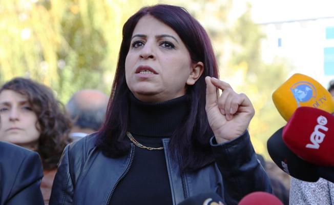 HDP Milletvekili Sibel Yiğitalp serbest bırakıldı